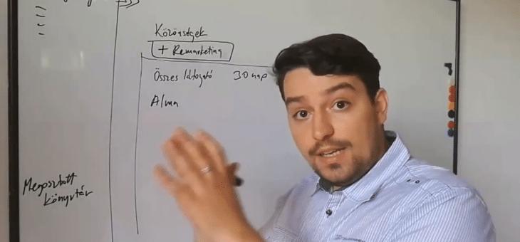 Hogyan kell létrehozni Remarketing Videó Sorozatot? [videók]